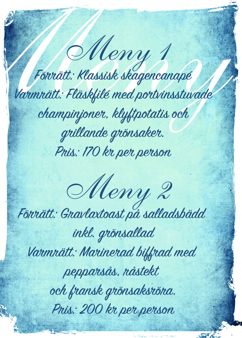menycatering